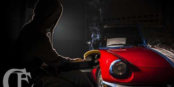 Detailing samochodów