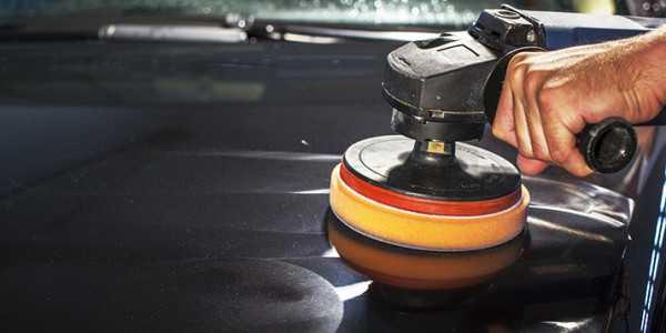 woskowanie, korekta lakieru samochodowego