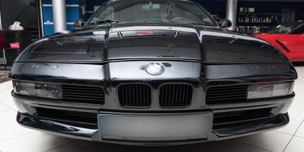 Zabezpieczenie lakieru BMW 850 CSi