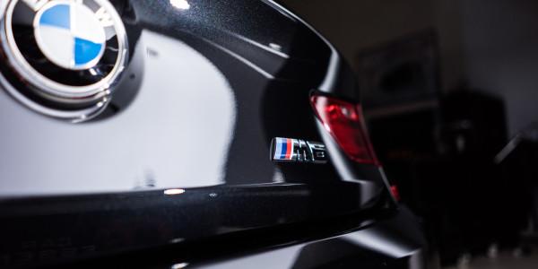 Zabezpieczenie karoserii BMW M6