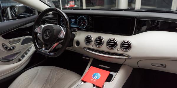 Zabezpieczenie wnętrza samochodu