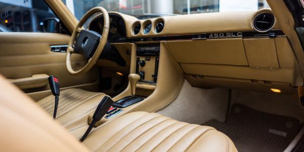 Konserwacja wnętrza samochodu