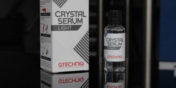 Powłoka ochronna Gtechniq Crystal Serum Light