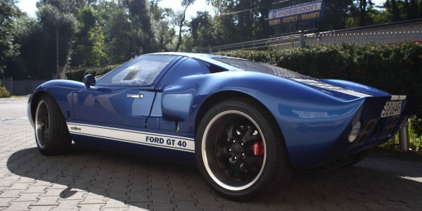 replika Forda GT40