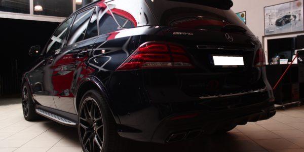 Mercedes GLE 63AMG S